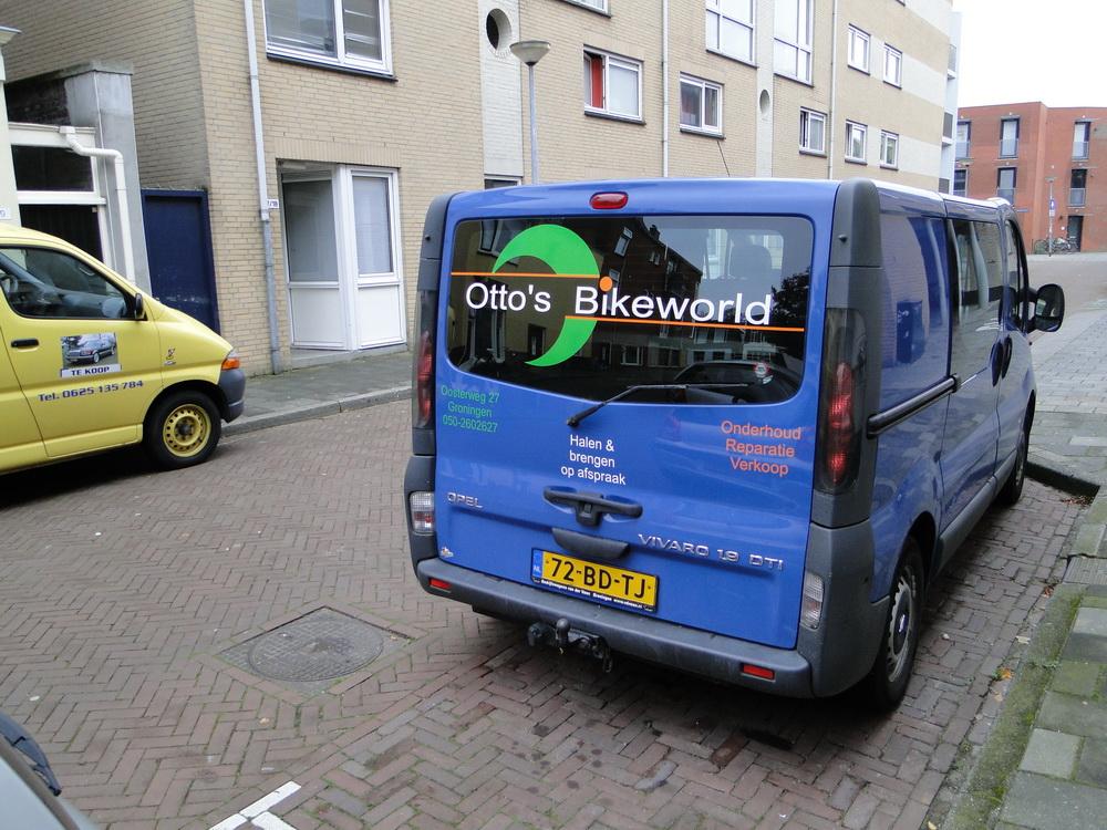 Otto's Bikeworld