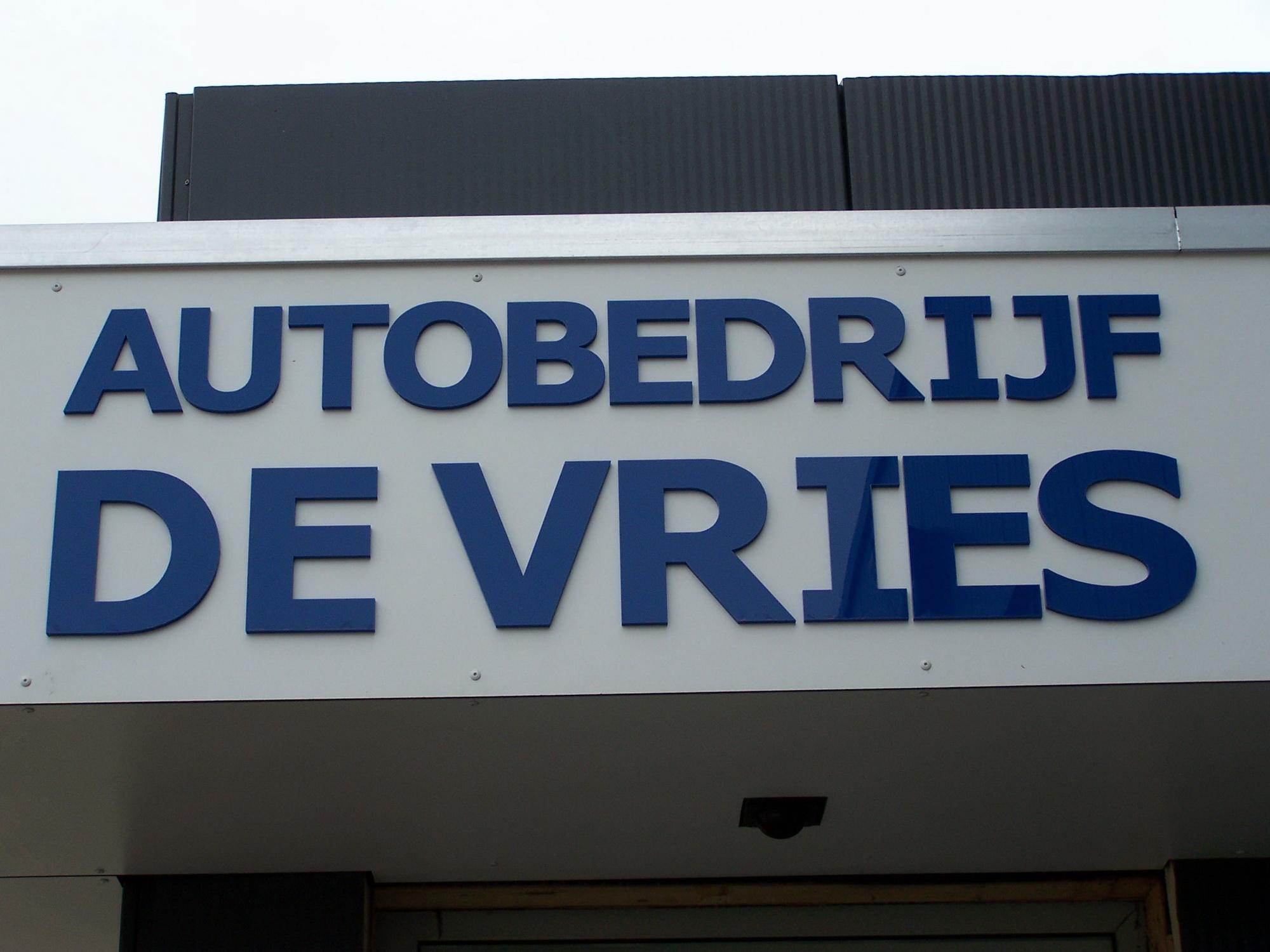 Autobedrijf de Vries